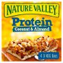Nature Valley Protein Cocount & Almond Chewy Bars (Pk of 4) £1 @ Poundstretcher