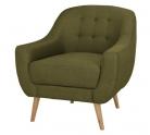 Hygena Lexie Fabric Retro Chair £119.99 at Argos