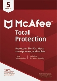 McAfee 2018 Total Protection | 5 Devices | PC/Mac/Android | Download £15.99 at Amazon