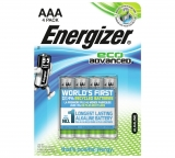 Energizer Eco Advanced AAA Batteries – Pack of 4 £2.49 @ Argos