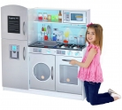 Chad Valley Deluxe Large Wooden Toy Kitchen £63.99 with code at Argos