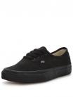 Vans Mens Authentic Skate Plimsolls, Black £39 at Very