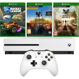 Xbox One S 1TB with Rocket League Digital Card + PUBG + State of Decay 2 Bundle £269 at AO