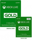6 Months Xbox Live Gold Membership £14.99 at Amazon