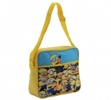 Brighten Their School Day with This Minions Courier Bag, Only £5.99 @ Argos