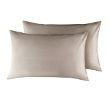 Argos Home Pair of Housewife Pillowcases – Ivory £2.99 at Argos