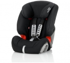 Britax Romer EVOLVA 1-2-3 Car Seat – Cosmos Black £74.99 at Argos