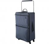 IT Luggage World's Lightest Medium 4 Wheel Soft Suitcase £36.99 @ Argos