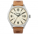 Timberland Blake Men's Tan Leather Strap Watch £42.99 at Argos