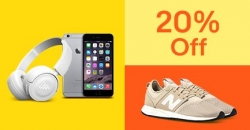 20% Off Code for Over 20 Outlets incl: Harman Kardon, Hotpoint, Indesit, KitchenAid, Littlewoods, Vax and More at eBay