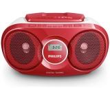 Philips AZ215R/05 Boombox – Red £22.99 (was £39.99) @ Argos