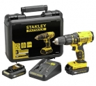 Stanley FatMax Cordless Hammer Drill With 2 18V Batteries £74.99 at Argos
