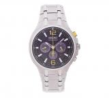 Seiko Men's Solar Chronograph Watch (SSC449P9) £104.99 at Argos