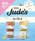 Free Little Jude's Milks – Chocolate or Banana at Sainsbury's