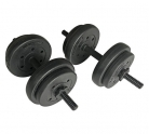 Opti Vinyl Dumbbell Set – 15kg £19.99 at Argos