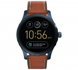 Fossil Q Marshal Brown Leather Strap Smart Watch £127.99 at Argos