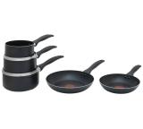Tefal Easycare 5 Piece Non-Stick Pan Set £43 at Argos