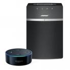 Echo Dot (2nd Gen) + Bose SoundTouch 10 Bluetooth/Wi-Fi Speaker £164.95 at Amazon