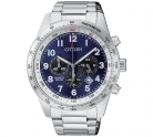 Citizen Men's Quartz Blue Dial Chronograph Watch £74.99 at Argos