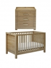 Silver Cross Portobello Cot Bed & Dresser £499.99 at Very