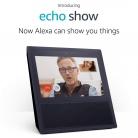£70 OFF Amazon Echo Show (Certified Refurbished) – Black £109.99 at Amazon
