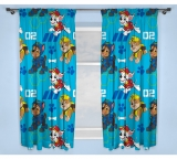 PAW Patrol Spy Kid's Curtains – 168x137cm £11.99 at Argos