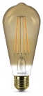 Philips LED Classic E27 Edison Screw ST64 Vintage Dimmable Pub Light Bulb £12.48 at Amazon