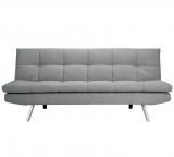 Argos Home Nolan 3 Seater Fabric Sofa Bed – Light Grey / Natural / Denim Blue £164.99 w/code @ Argos