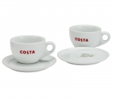 Costa Cup and Saucer Duo Set £15.99 at Argos