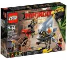 LEGO Ninjago Movie Piranha Attack – 70629 – £11.99 at Argos