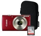 Canon IXUS 185 20MP 8x Zoom Compact Digital Camera Bundle £89.99 at Argos