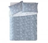 Argos Home Tilbury Grey Bedding Set – Kingsize £8.99 at Argos – WOW!