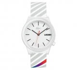 Lacoste Men's Motion 2010935 White Strap Watch £39.99 at Argos