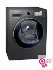 Samsung WW70K5413UX/EU 7kg Load, 1400 Spin AddWash™ Washing Machine with ecobubble™ Technology – Graphite £449.99 at Very