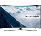 Up to £80 Off Samsung Curved 4K Ultra HD HDR TVs – Ending Soon