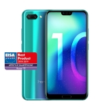 Honor 10 4G/128GB Smartphone, Green, Grey or Blue £329.99 @ Honor