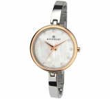 Accurist Ladies' Mother of Pearl Dial Two Tone Watch £39.99 @ Argos