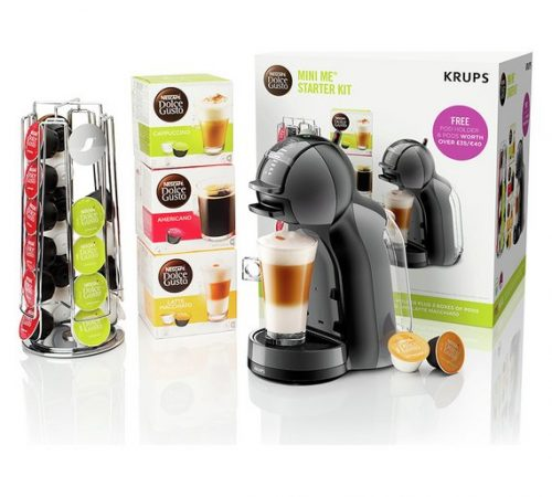 Dolce Gusto Mini Me Coffee Machine And Pods 5999 At Argos