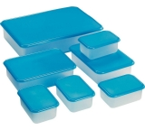 7 Piece BPA Free Plastic Food Storage Set ONLY £3.99 at Argos – PERFECT FOR ANY KITCHEN!