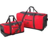 Go Explore 2 Piece Wheeled Holdall Set – Red £19.99 at Argos