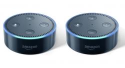 Amazon Echo Dot Black or White £34.99 at Argos