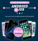 £30 Off Android & Apple Products at musicMagpie