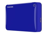Toshiba 2TB Canvio Connect II USB 3.0 Portable Hard Drive Blue, Black, White £56.98 Delivered from BT Shop