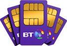 20GB Data, Unlimited Mins & Texts + £60 Reward Card £18/£23 pm for 12 Months @ BT