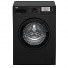 Beko WTG741M1B 7kg Load, 1400 Spin Washing Machine – Black £189.99 at Very