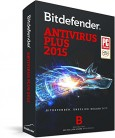 Bitdefender Antivirus Plus 2015 – 1 Year – 1 User