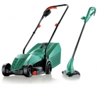 Bosch Rotak Corded Mower and Trimmer Twin Pack £99.98 at Argos