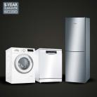 Free 5 Years Warranty on Selected Bosch Appliances