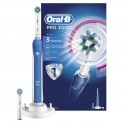 Braun Oral-B Pro 3000 CrossAction Electric Rechargeable Toothbrush