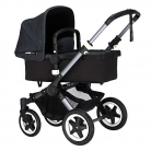 £550 OFF Bugaboo Buffalo Limited Edition Complete Pushchair and Carrycot, Denim, Now £599 + 2 Year Warranty at John Lewis